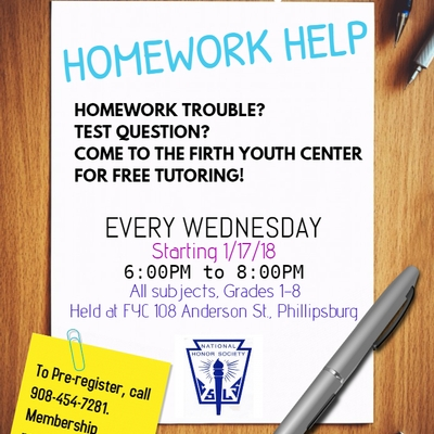 riverview middle school homework hotline