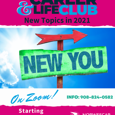 Career & Life Club New Topics in 2021