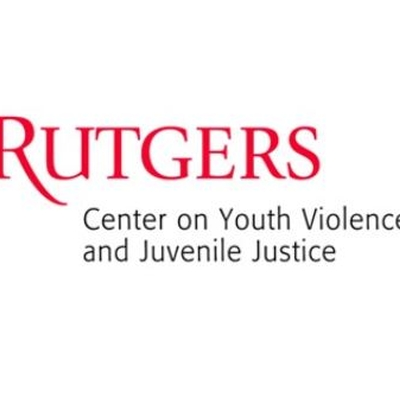 Fourth Annual Rutgers Conference on Youth Development and Juvenile Justice: Community Data Science Approaches to Gang Violence Prevention